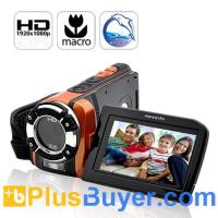 Wholesale C-Shock 1080P HD Sport Camcorder with Macro (16MP, Waterproof, HDMI) from china suppliers