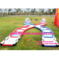 Wholesale Outdoor Sports Game Inflatable Zorb Ball from china suppliers