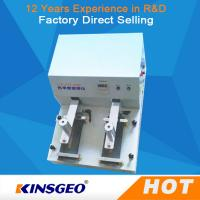 Wholesale Electronic Rubbing Fastness Testing Machine / Rubbing Fastness Tester For Fabric Textile from china suppliers