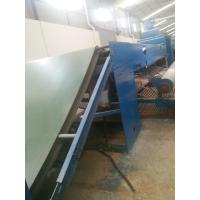 Wholesale 9m ISO9001 blue color Wool nonoven needle punching Felt  Making Machine from china suppliers