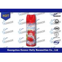 Wholesale Strawberry / Lemon Aerosol Air Freshener Room Spray Home Deodorizer from china suppliers
