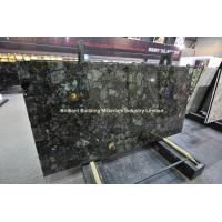 Wholesale Smoky Rock Crystal Semiprecious Stone Slab from china suppliers