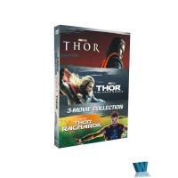 Buy cheap 2018 hot sell Thor 1-3 3DVD DVD movies region 1 Adult movies Tv series Tv show Drop shipping from wholesalers
