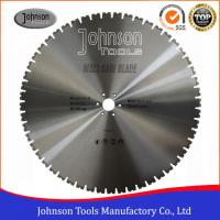 "Wholesale 36"" 900mm Wall Saw Blades For Heavy Reinforced Concrete / Bridge Deck from china suppliers"