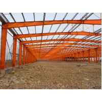 Wholesale Customized Warehouse Industrial SteelBuilding Design And Fabrication from china suppliers