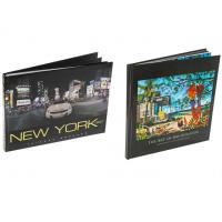 Wholesale Thick Foreign Art Book Printing Services Coated Gloss Paper Material from china suppliers