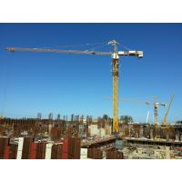 Wholesale Safe Tower Crane Equipment With 40m Lifting Height 6T Max Lifting Load CE / ISO from china suppliers