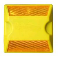 Buy cheap Factory supply Plastic high reflective road stud from wholesalers