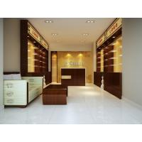 Wholesale CE certificate jewlery furniture has unique interior jewellery shop design in mall from china suppliers