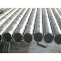 Wholesale DIN EN10219 GR.B ERW Welded Steel High Pressure Pipe For Oil Water from china suppliers