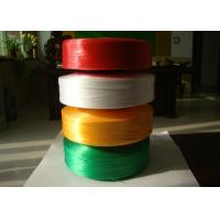 Wholesale 1000D / 72F Dyed Polypropylene Sewing Thread , PP Filament Yarn With 0-200TPM Twist from china suppliers