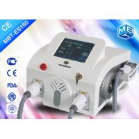 Wholesale Professional SHR IPL Laser Hair Removal Machine , Skin Rejuvenation Machine from china suppliers