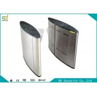 Wholesale Smart Flap Barrier Arm Gate , Secuirty Roadway Pedestain Turnstile from china suppliers