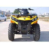 Quality 1000cc Can Am Style Utility Vehicles Atv With V - Twin Liquid Cooled SOHC 8 - Valve for sale