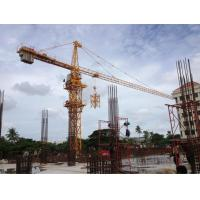 Wholesale QTZ125 ( 6015 ) Construction Tower Crane 60m Boom Length and Split Mast Section from china suppliers