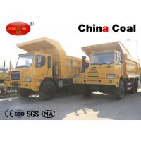 Wholesale High Bumper Mine Tipper Dump Trucks Lift Truck 336HP/371HP HW76 Cab Without ABS from china suppliers