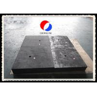 Quality Square Shape Rigid Graphite Board Rayon Based Fireproof For Heat Treatment Furnace for sale