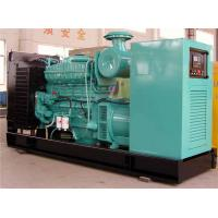 Buy cheap Brushless Synchronous Open Type Diesel Generator 420kW With Cummins Engine from wholesalers