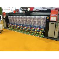 Quality Digital Dye Sublimation Fabric Banner Printing Machine For Clothes Print for sale