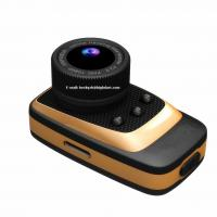 Wholesale Factory directly Dual Lens Car DVR HD 1080P dash board camera 5 million pixels from china suppliers