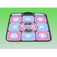 Wholesale Single Player 2 In 1 USB Dance Pad , TV / PC 16 Bit TV Dancing Mat from china suppliers