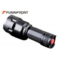 10w CREE T6 LED Tactical Flashlight  3 Light Modes, Zoom LED Torch for Fishing