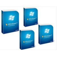 Wholesale Microsoft Software English Version Windows 7 Professional Retailbox from china suppliers
