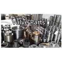 Wholesale CNC Machining Turning Milling Grinding Forged Forging Steel Gas Steam Turbine  Main Steam Valve Males Valve seats from china suppliers