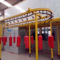 Wholesale Complete Powder Coating Line Powder Coating System For Fire Extinguisher from china suppliers