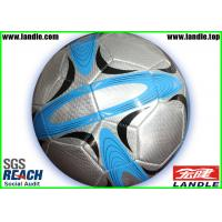 Wholesale Personalized Official Size Football Soccer Ball For Promotional , Waterproof from china suppliers