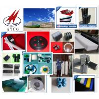 Buy cheap Machining UHMW CUSTOM PLASTIC machined UHMW pe machine parts from wholesalers