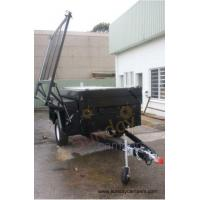 Wholesale Offroad Hard Floor Camper Trailer (SC-CT05) from china suppliers