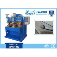 Wholesale Double head Pneumatic Spot Welding Machine , Iron Bracket Spot Welder from china suppliers