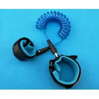 Wholesale Hot Selling Transparent Blue Baby Safety  Retractable Anti-lost Walking Belt from china suppliers