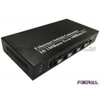 Wholesale Fast Ethernet Convergent Fiber Switch With 4 Single Fiber SC Port & 1 RJ45 Port from china suppliers