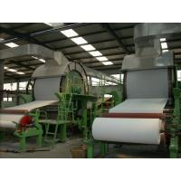 Wholesale Model 1760 tissue paper machine from china suppliers
