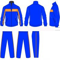 Wholesale OEM Children To Adult Opened Jacket Pocket New Design Full / Half Jacket Zip Sportswear from china suppliers
