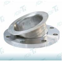 Wholesale Lapped Titanium Pipe Fittings Flanges Connected With Lap Joint Stub Ends from china suppliers