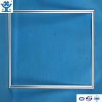 Wholesale Top quality silver anodized glossy aluminum picture frame from china suppliers