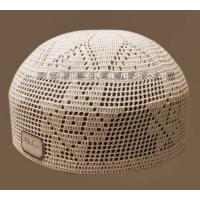 Wholesale pure cotton boutique crochet cap from china suppliers