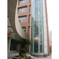 Wholesale Energy Saving Panoramic Glass Elevator Speed Range 1.0m/S-2.5m/S from china suppliers
