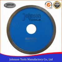 Wholesale GB General Purpose Saw Blades 105mm - 300mm Sintered Continuous Rim Diamond Saw Blade from china suppliers