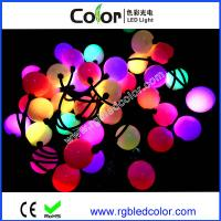 Buy cheap 6LEDs double side lighting source ws2811 led pixel ball from wholesalers