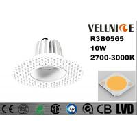 Buy cheap 10w 2700K 24Deg Anti glare Aluminum surface led downlight Store Downlights / R3B0565 from wholesalers