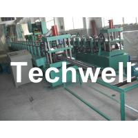Wholesale 18 Groups Forming Roller Stand Upright Rack Roll Forming Machine for Storage Rack from china suppliers