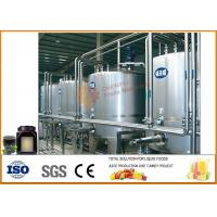 Wholesale Complete Tomato Paste Processing Line , Mulberry Jam Production Equipment from china suppliers