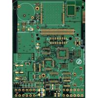 Wholesale custom 2 - 40 um HASL 4 mil IPC-6012B 8 layer PCBA aasemble aspect ratio pcb from china suppliers