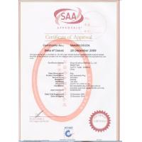 Ningbo Xuanhua Industrial Co., Ltd Certifications