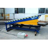 Wholesale 1500Kg Electric mechanical Container Loading Dock Ramp for truck from china suppliers