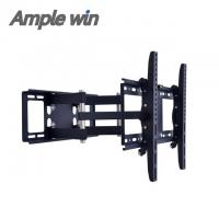 Wholesale Multi-functional retractable wall mount LCD TV rotating bracket TV32 from china suppliers